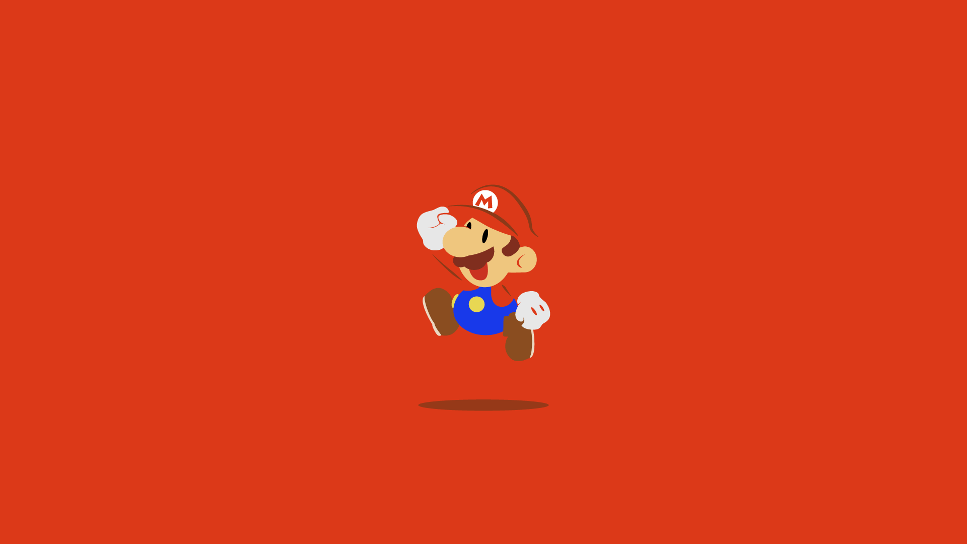 Brendan Lane Wallpaper Mario